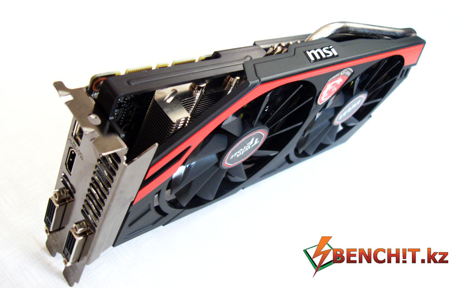 Видеокарта MSI GeForce GTX 770 Gaming