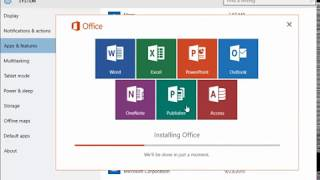 Video Windows 10 - Repairing your Office 2016 installation download MP3, 3GP, MP4, WEBM, AVI, FLV Agustus 2018