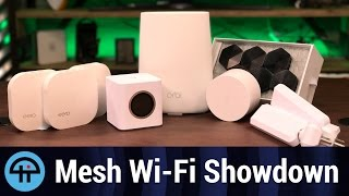 Mesh Wi-Fi Showdown: Plume, Google Wifi, Eero, AmpliFi