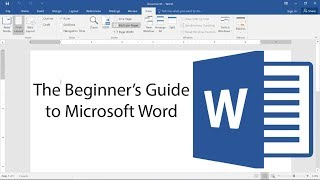 Video Beginner's Guide to Microsoft Word - 2017 Tutorial download MP3, 3GP, MP4, WEBM, AVI, FLV Agustus 2018