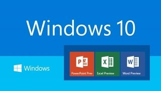 Video HOW TO INSTALL MS OFFICE IN WINDOWS 10 download MP3, 3GP, MP4, WEBM, AVI, FLV Agustus 2018
