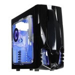 Miditower Raidmax Sagittarius 928WBP Window Black  ATX 500W  (24+4���)